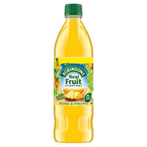 Robinsons Orange & Pineapple Squash 900ml