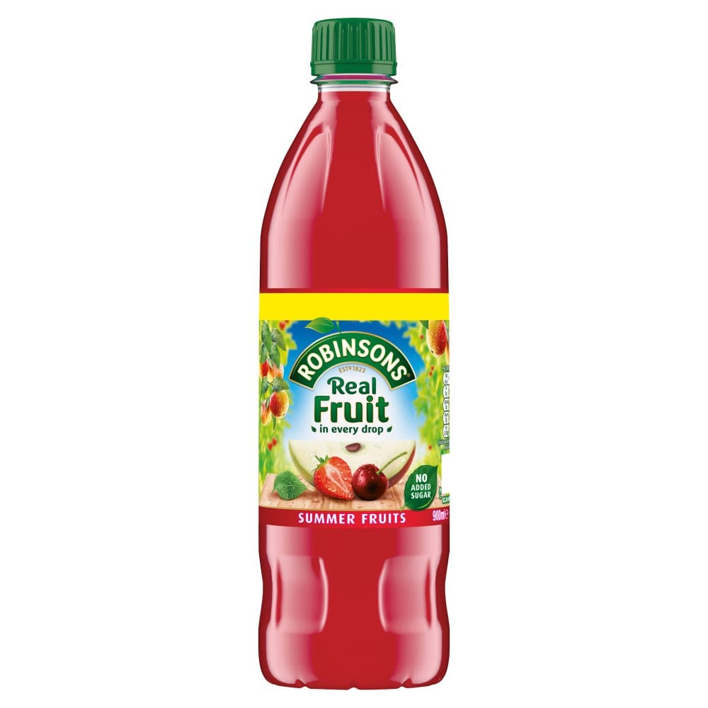 Robinsons Summer Fruits Squash 900ml