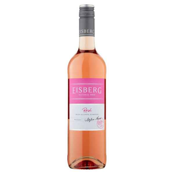 Eisberg Alcohol Free Wine Ros' 75cl