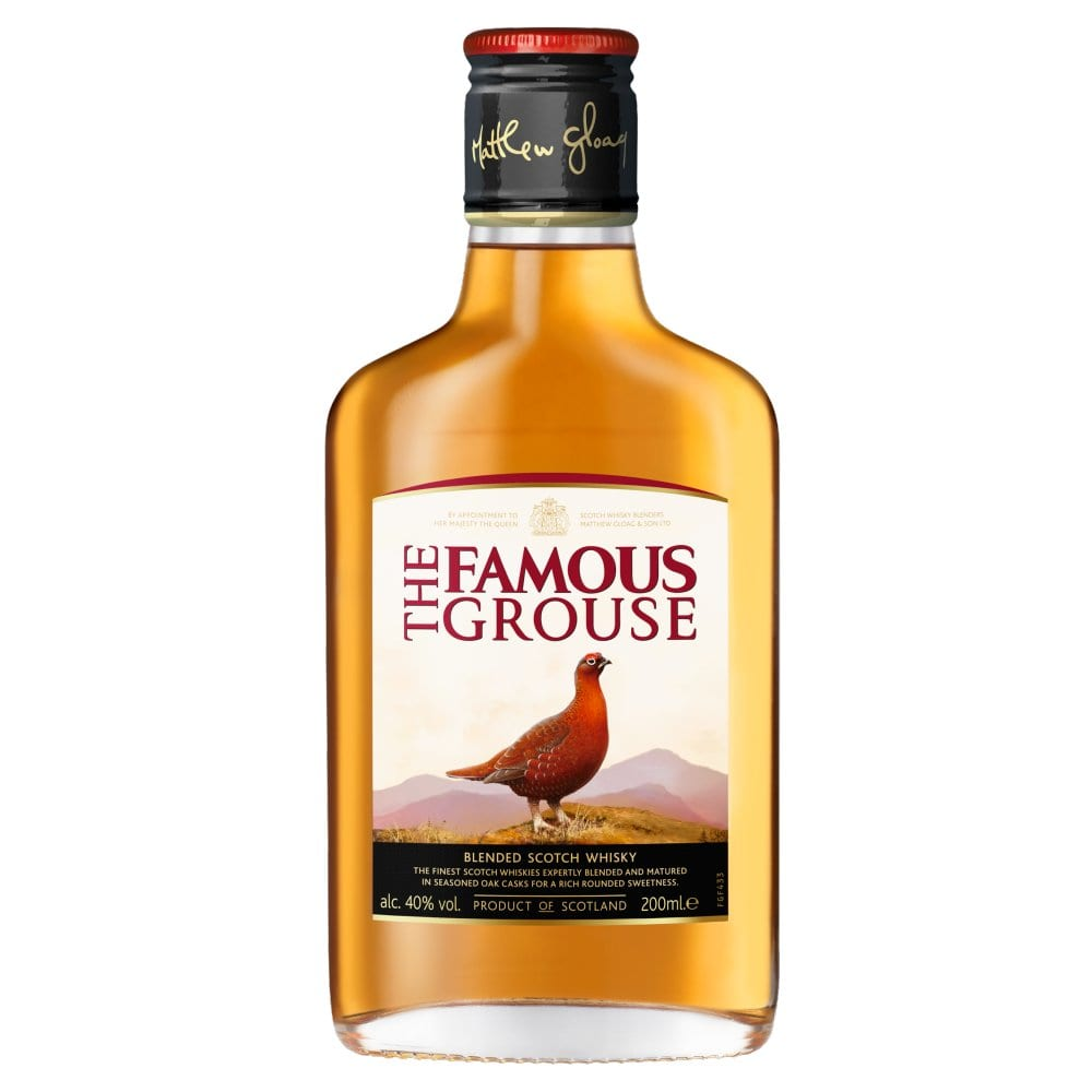 The Famous Grouse Finest Blended Scotch Whisky 20cl