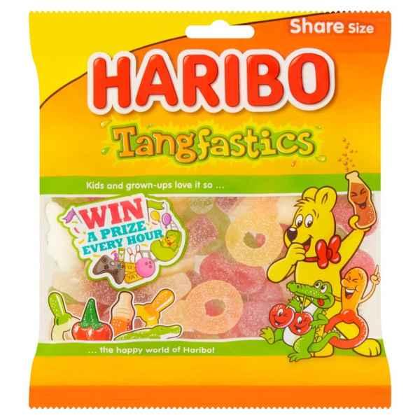 Haribo Tangfastics Bag 180g PM