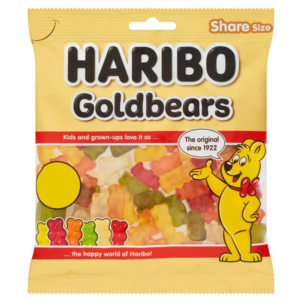 Haribo Goldbears Bag 180g