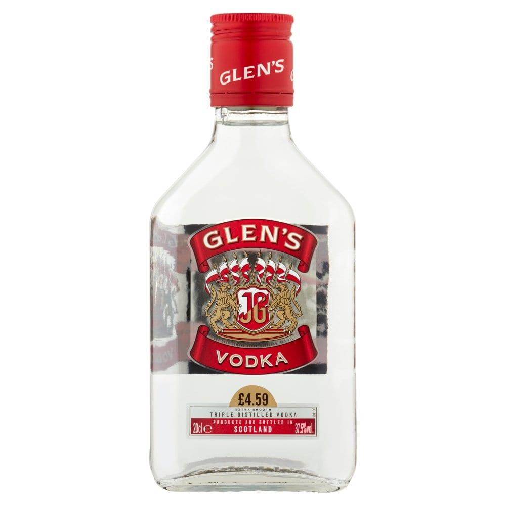 Glen's Vodka 20cl