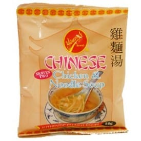 Yeungs Chinese Chicken & Noodle Soup