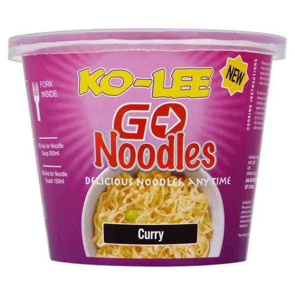 Ko-Lee Go Noodles Curry 65g