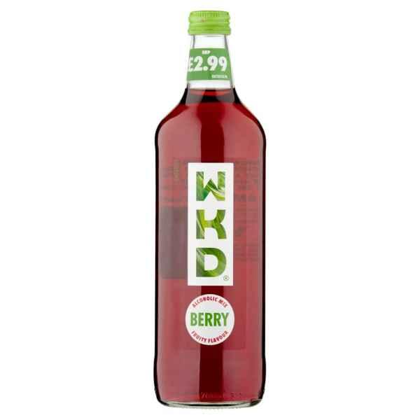 WKD Berry 700ml PMP