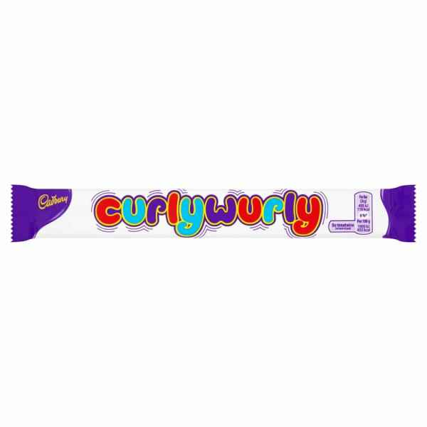 Cadbury Curly Wurly Chocolate Bar 26g