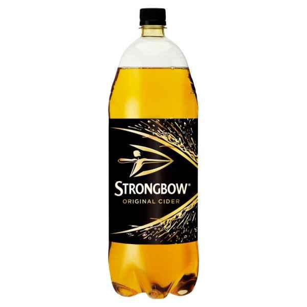Strongbow Original Cider 2 Litre Bottle
