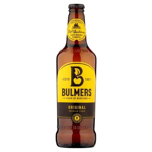 Bulmers Original Cider 500ml Bottle
