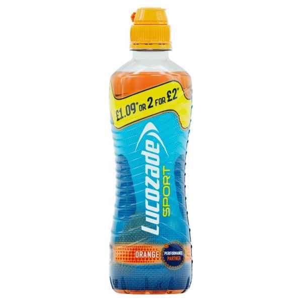 Lucozade Sport Orange 500ml PMP