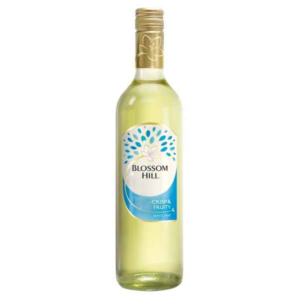 Blossom Hill Crisp & Fruity White Wine 750ml