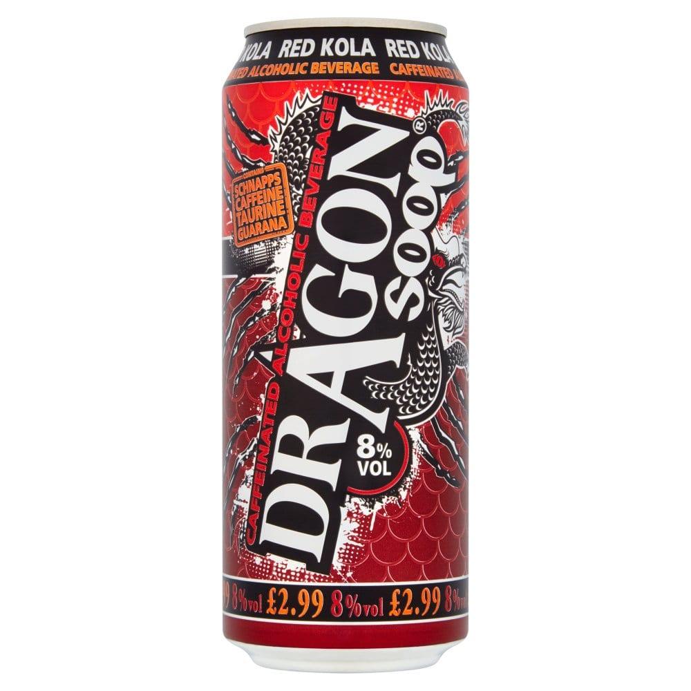 Dragon Soop Red Kola 500ml