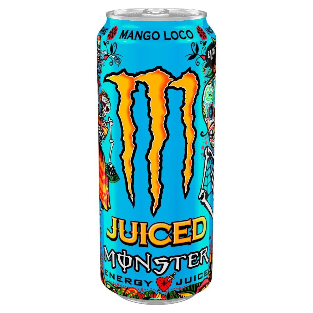 Monster Mango Loco 500ml PM