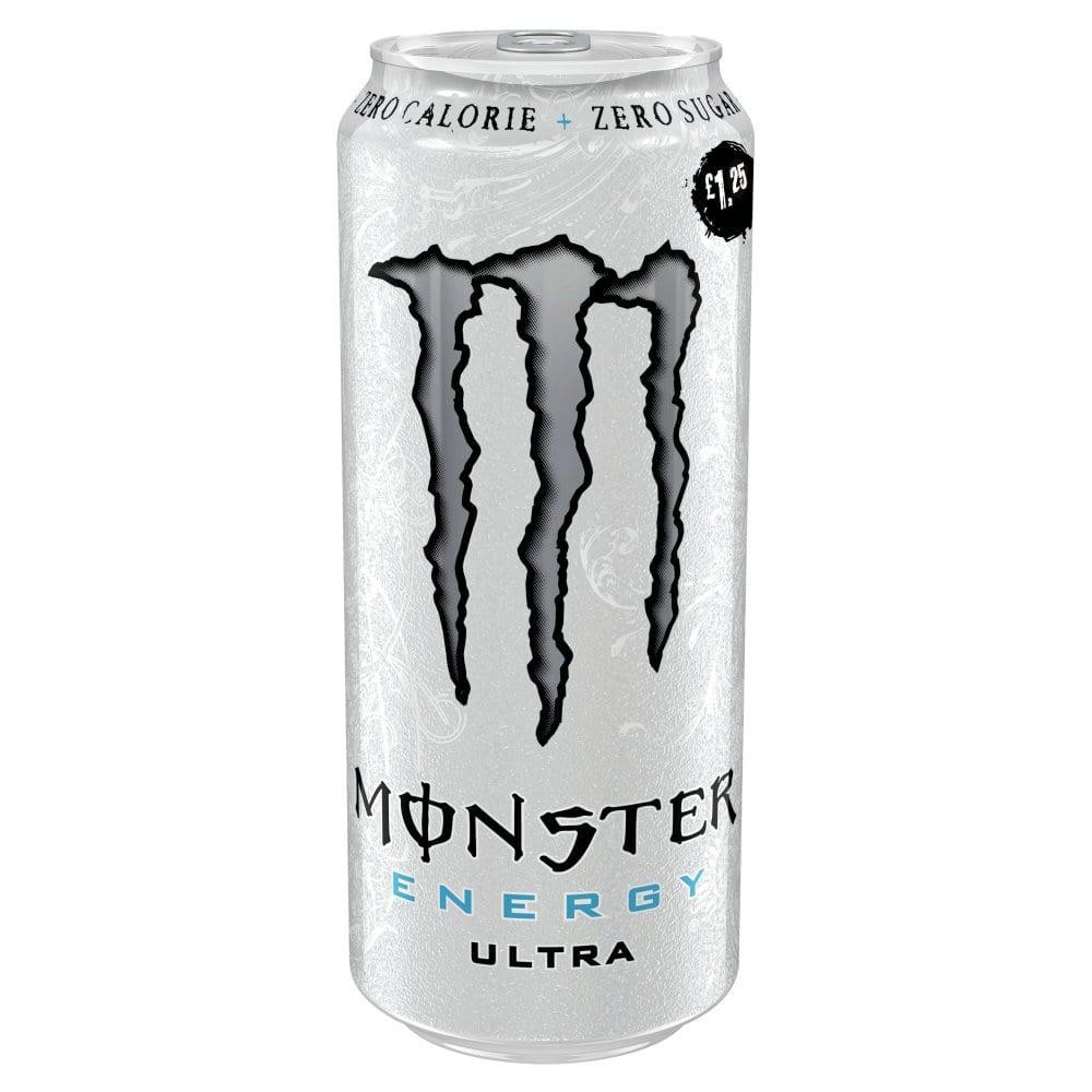 Monster Energy Ultra Zero 500ml PM
