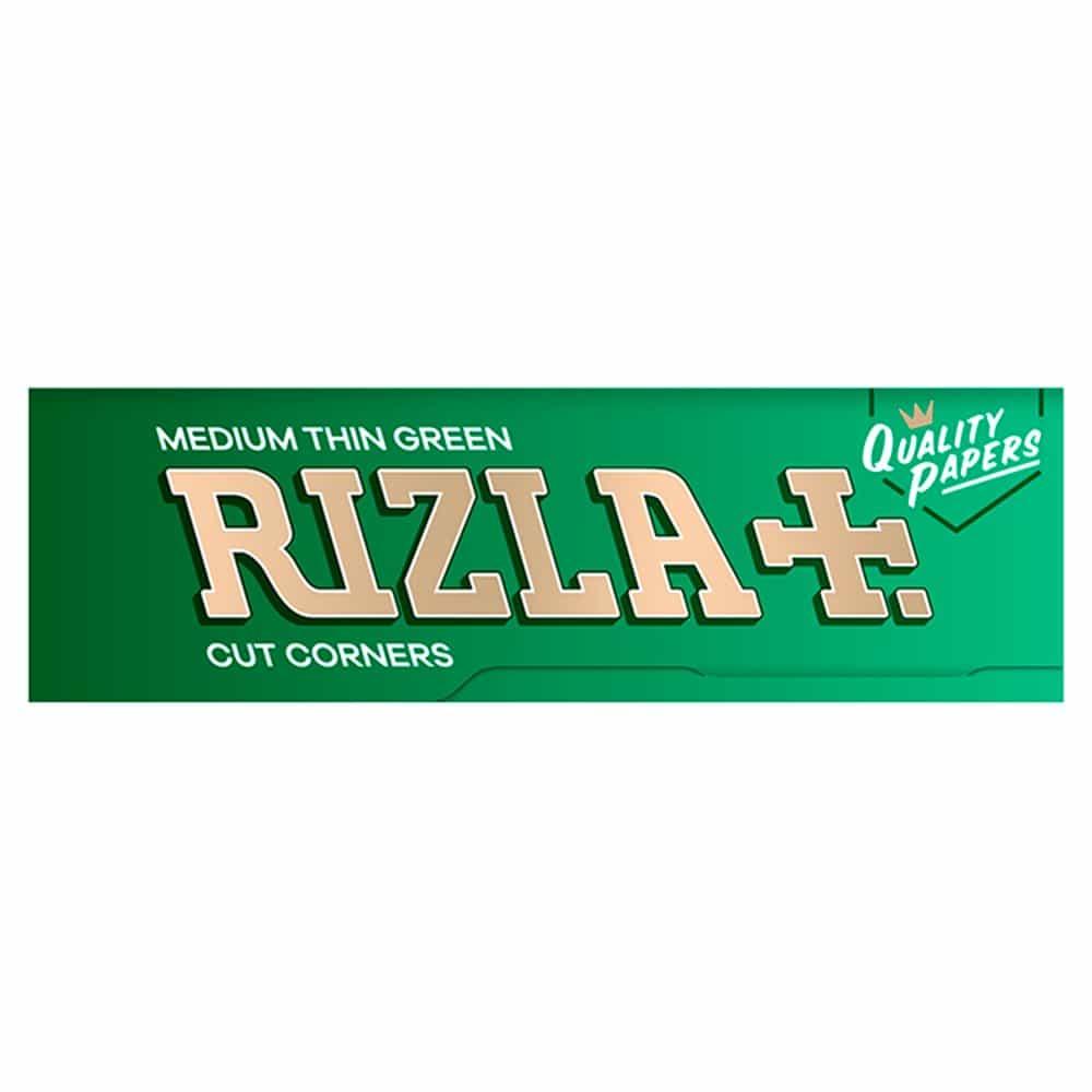 Rizla Regular Green Single
