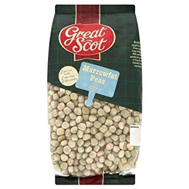 Great Scot Marrowfat Peas 500g