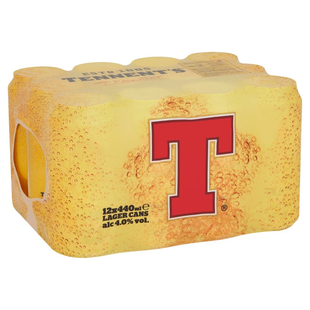 Tennent's Lager 12 x 440ml
