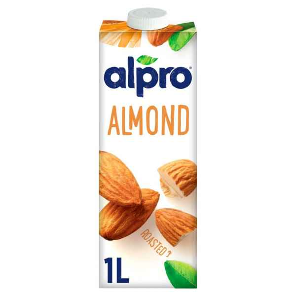 Alpro Almond Original Sweetened Drink 1L