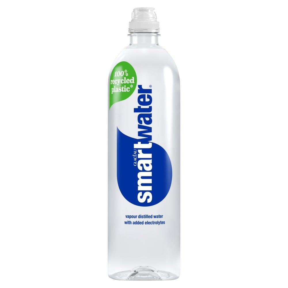Smartwater with Sportscap 850ml