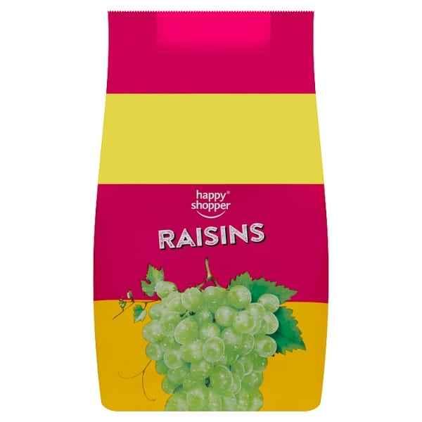 Happy Shopper Raisins 375g
