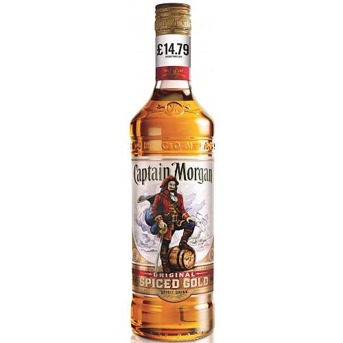 Captain Morgan Original Spiced Gold 70cl PM