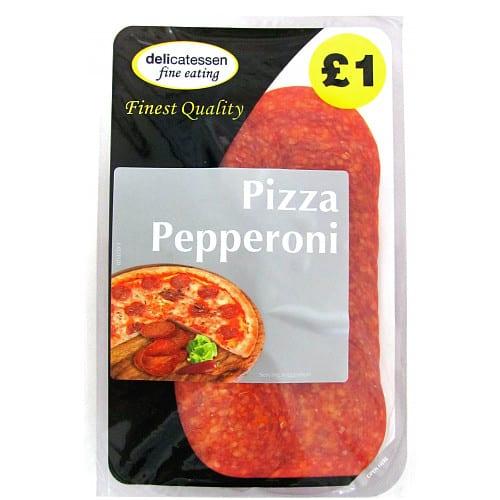 Delicatessen Pizza Pepperoni 90g
