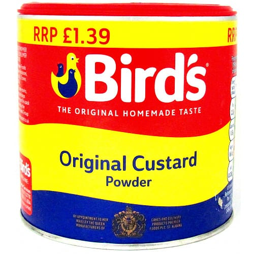 Birds Custard Powder PM