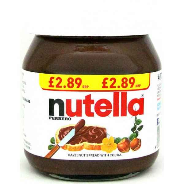 Nutella Spread PM