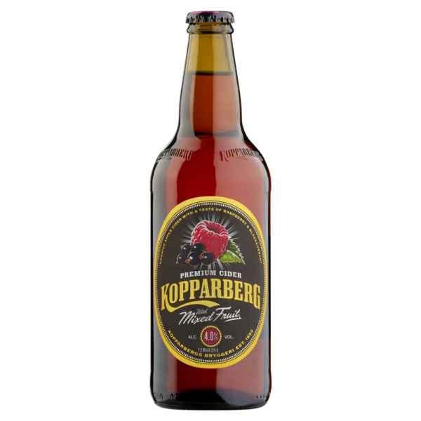 Kopparberg Premium Cider with Mixed Fruit 500ml