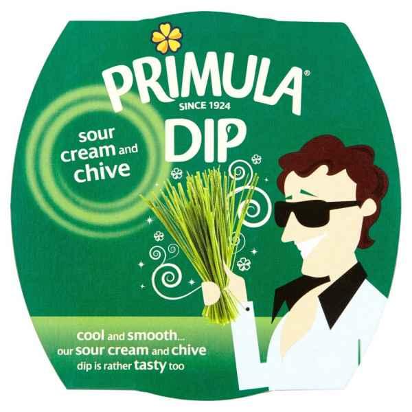 Primula Sour Cream and Chive Dip 170g