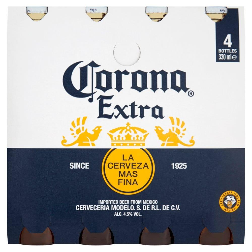 Corona Extra 4 x 330ml