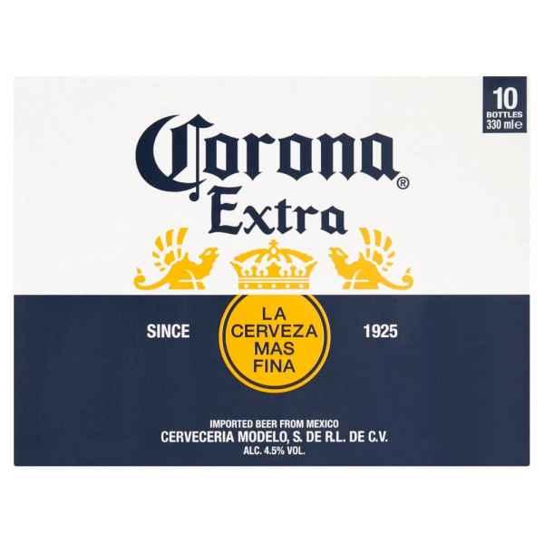 Corona Extra 10 x 330ml