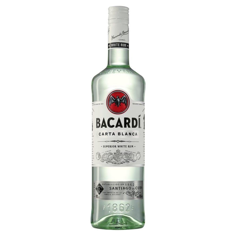 Bacard¡ Carta Blanca White Rum 70cl