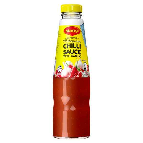 MAGGI Authentic Malaysian Chilli Sauce with Garlic 305g