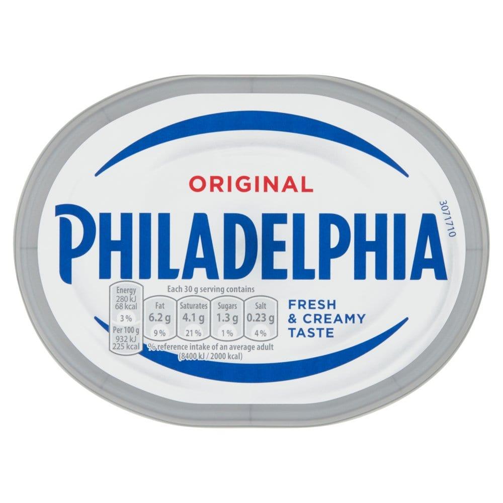 Philadelphia Original Soft Cheese 180g PM