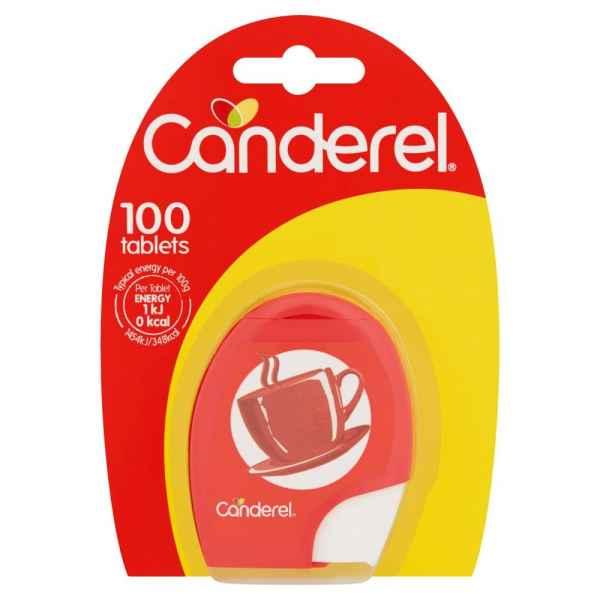 Canderel 100 Tablets 8.5g