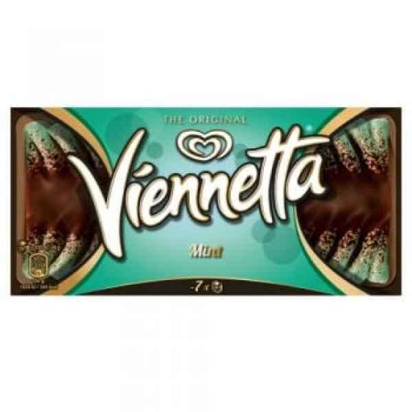 Viennetta Mint Ice Cream Dessert 650ml