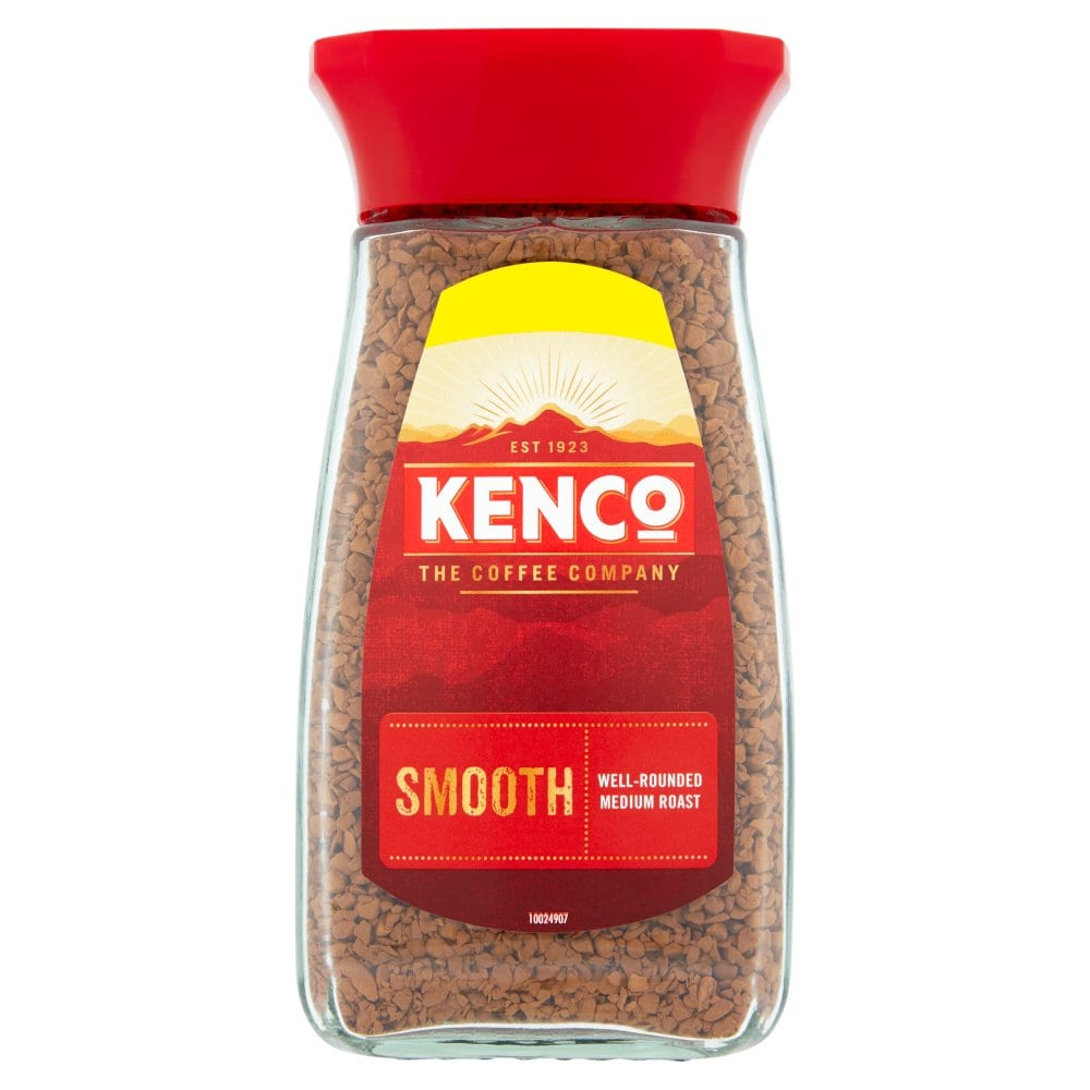 Kenco Smooth Instant Coffee 100g PM