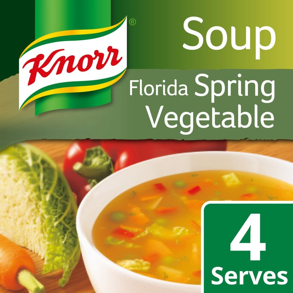 Knorr Florida Spring Vegetable Dry Packet Soup 48g