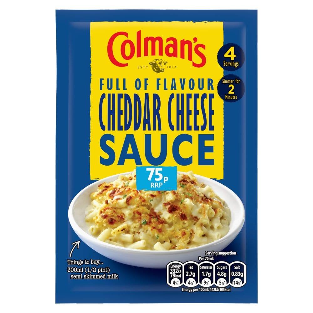 Colman's CHEESE 40 GR