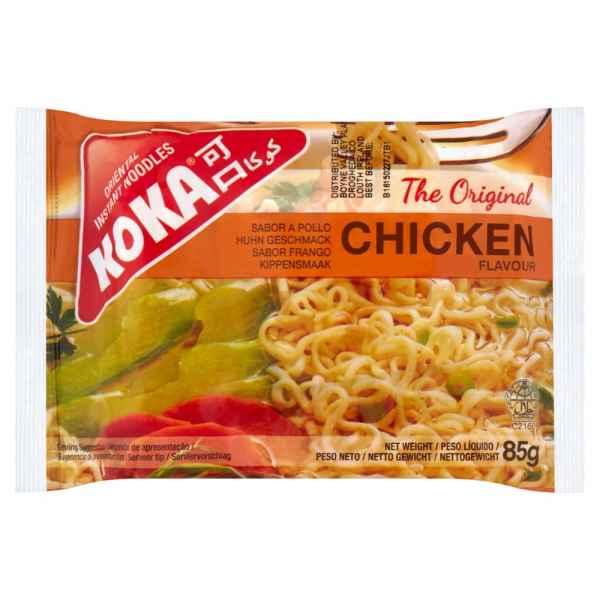 Koka The Original Chicken Flavour Oriental Instant Noodles 85g