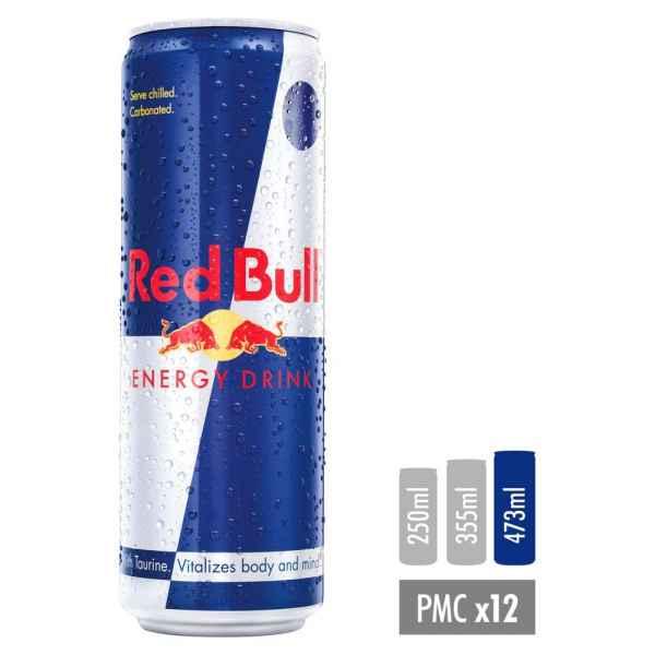Red Bull Energy Drink 473ml PMP