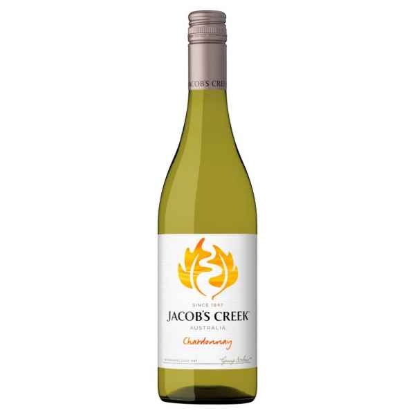 Jacob's Creek Chardonnay White Wine 75cl