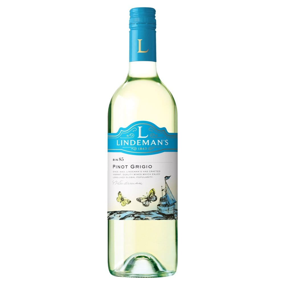 Lindeman's Bin 85 Pinot Grigio 750ml