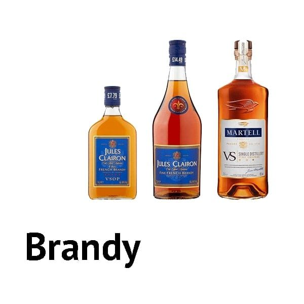 Spirits - Brandy