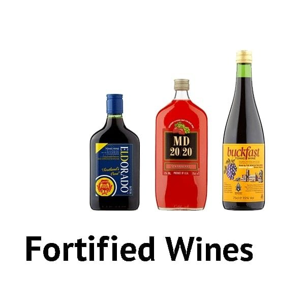Wines - Fortified