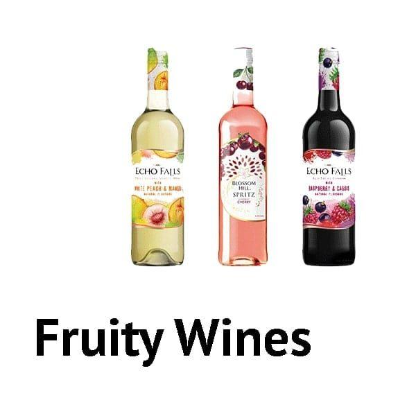 Wines - Fruity