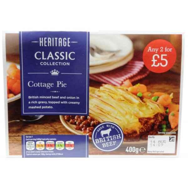 Heritage Cottage Pie