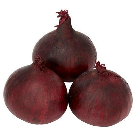 3 Pack Red Onions