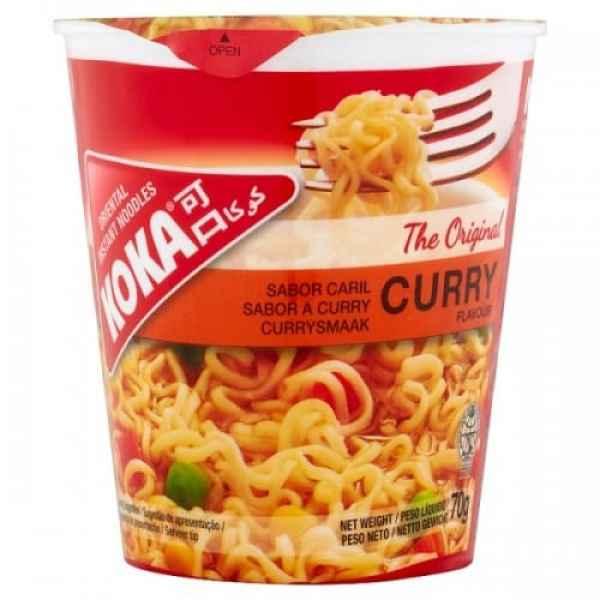 Koka Curry Noodles 70g